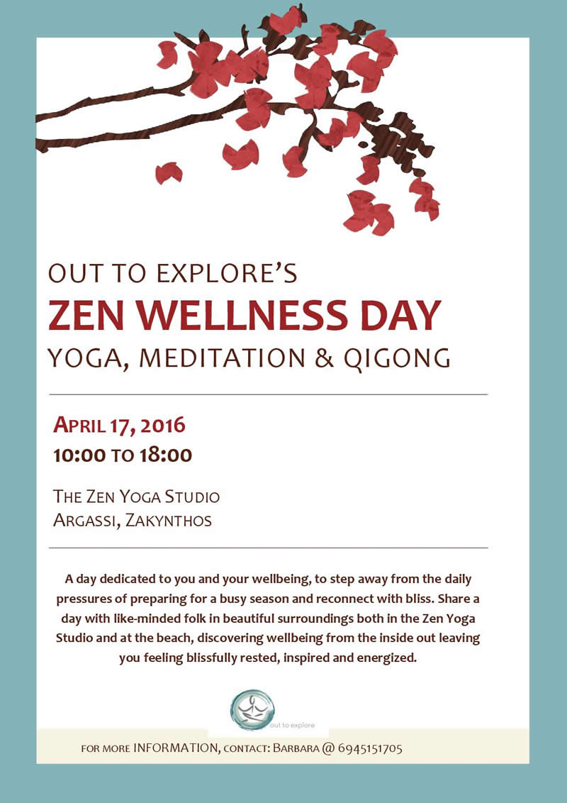 Zen Wellness Day
